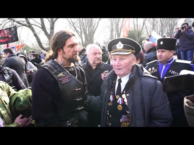 """Ветеран рассказал о первых шагах """"Русской Весны"""""""