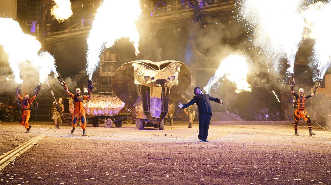 """Байк-Шоу """"Русский Реактор"""" Севастополь 2017. Кульминация. (Фото)"""