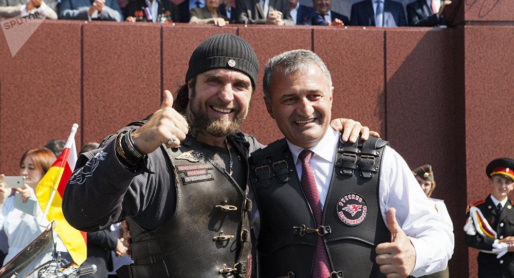 С Праздником, Южная Осетия!