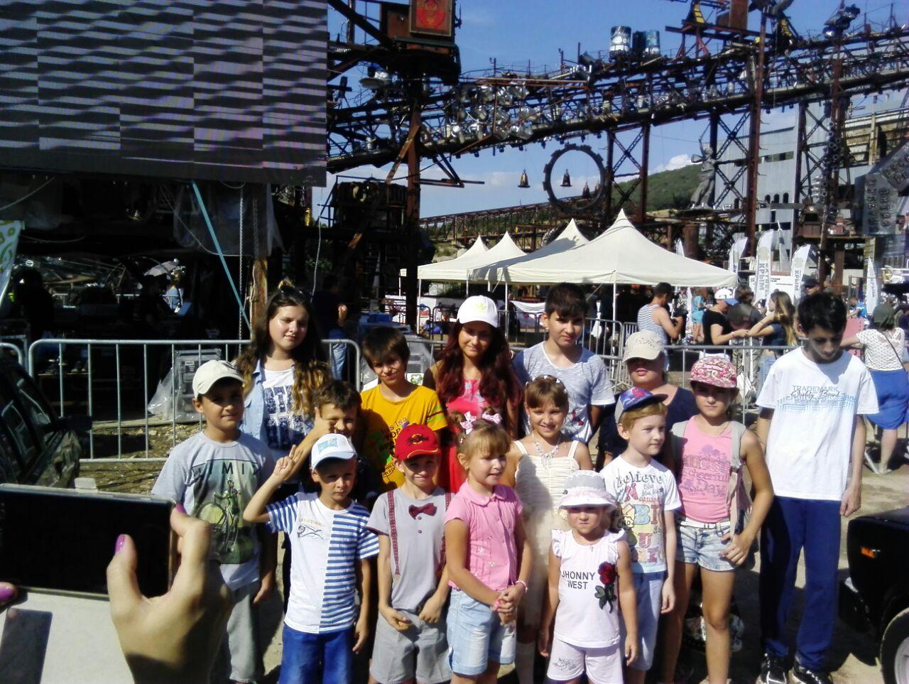 """19 августа состоялось мероприятие """"Спортивной социальный импульс"""" на базе Байк-Шоу"""