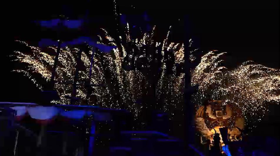 Новогодня ёлка в Байк Центре, глазами 360 ТВ ..