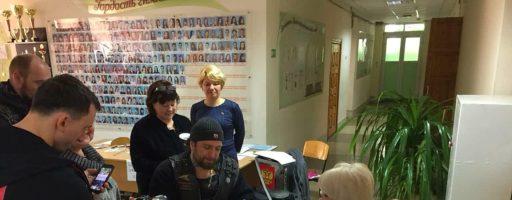 На избирательном участке N122 г.Севастополь