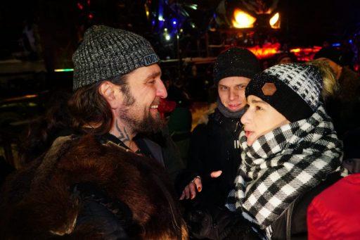 Вчера нашу Новогоднюю сказку посетила незрячая девушка Оксана