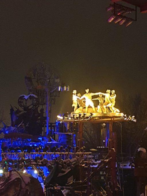 С 4 января в Московском Байк-Центре начнутся детские Новогодние Елки