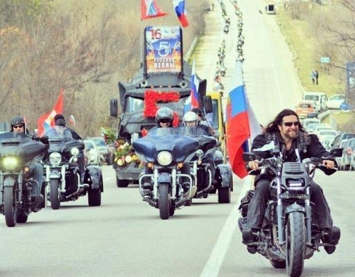 Русска Весна пришла в Севастополь