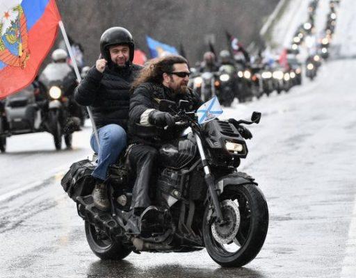 """Байк-шоу """"Ночных волков"""" впервые пройдет в Донецке"""